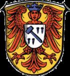 Coat of arms of the Feldatal community