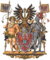 Coat of arms of the Prussian province of Brandenburg