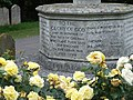 War Memorial Chilham, Kent - geograph.org.uk - 846080.jpg