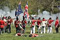 War of 1812 re-enactment, firing on the Americans.jpg