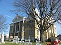 Warrick County Courthouse in Boonville from southwest.jpg