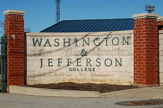 Washington & Jefferson College - Cameron Stadium