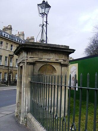 Holburne Museum - Watchman's box