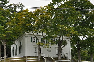 First Baptist Church (Waterboro, Maine) United States historic place