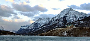Waterton Lakes National Park - Upper Waterton Lake