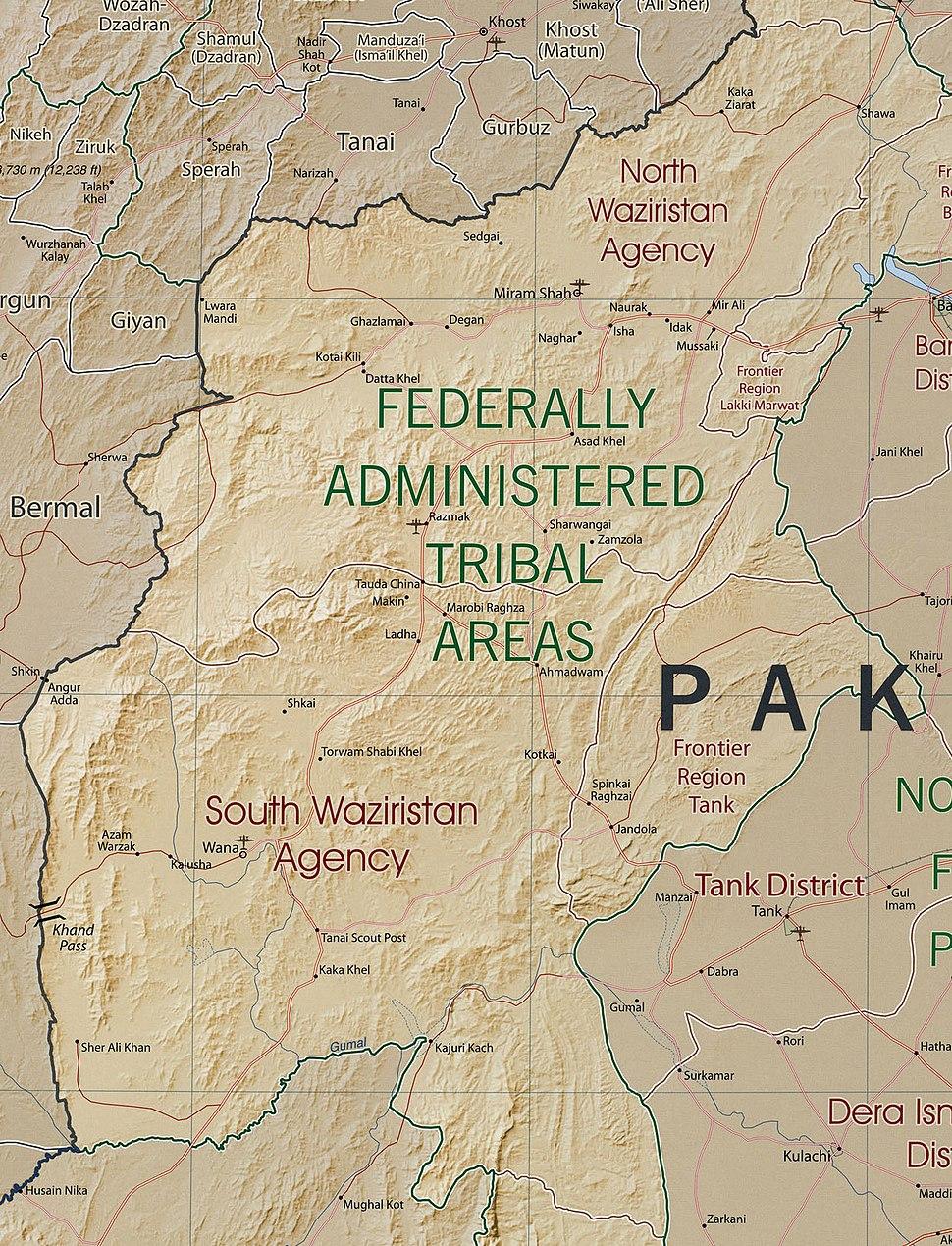 Waziristan map 2008.jpg