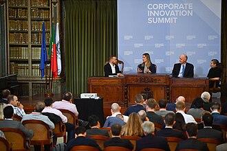 Lisbon Academy of Sciences - Image: Web Summit 2018 Corporate Innovation Summit November 5 DF1 1790 (45685121642)