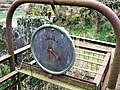 Weighing machine, Trengale - geograph.org.uk - 659569.jpg
