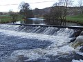 Weir across the River Ribble - geograph.org.uk - 615795.jpg