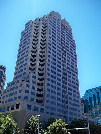 Wells Fargo Center (Sacramento) - Image: Wells Fargo Center 4