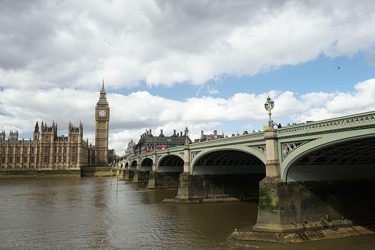 Westminster bridge wikipedia for Design bridge london