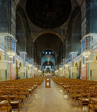 Westminster Cathedral - Interior