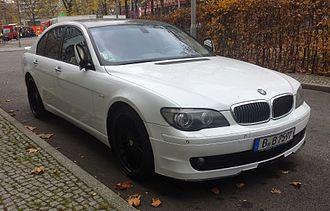 BMW 7 Series (E65) - Alpina B7 (post-facelift)