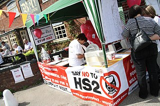 Stop HS2 Campaign against HS2 in UK