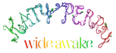 Logo del disco Wide Awake