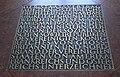 Wien Oberes Belvedere Marmorsaal Fußboden Tafel Staatsvertrag.jpg