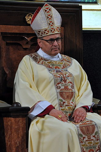 Roman Catholic Diocese of Włocławek - Bishop Wiesław Mering.