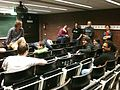 Wikimedia Meetup at FOSDEM 2013 Photo 5.JPG
