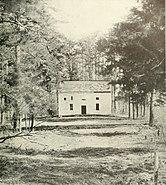 WildernessChurchChancellorsville1863