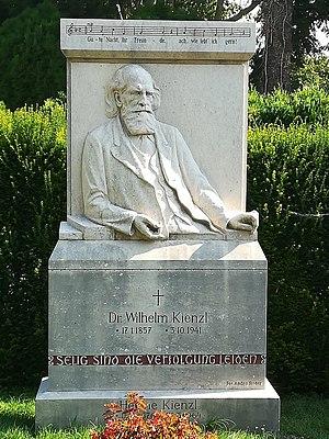 Kienzl, Wilhelm (1857-1941)