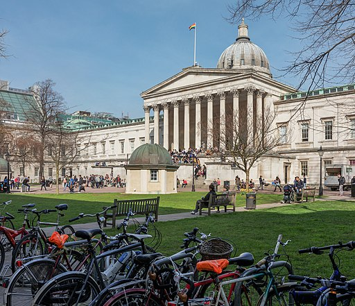 Wilkins Building 2, UCL, London - Diliff