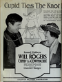 Will Rogers in Cupid the Cowpuncher by Clarence Badger Film Daily 1920.png