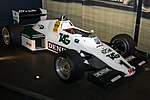 Williams FW08C front-right 2017 Williams Conference Centre.jpg
