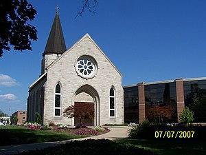 Williams Prayer Chapel (2001)