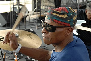 Willie Hall (drummer) American drummer, actor and musician