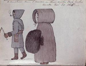 Sempronius Stretton - Image: Winter Dress In Canada By Sempronius Stretton