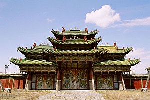 Ulanbatora: Winter Palace Bogd Khan 149185394 bfcc8db25b b