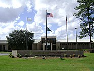 Wiregrass Tech, Flagpoles