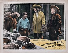 With Buffalo Bill on the UP Trail lobby card.jpg