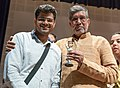 With Nobel Prize Winner Satyarthi.jpg