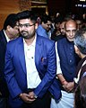 With Union Home Minister Shri Rajnath Singh ji 02.jpg