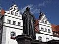 Wittenberg - Melancthon Statue - geo.hlipp.de - 28190.jpg