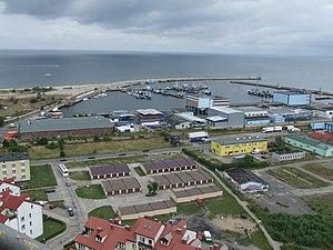 Hafen von Władysławowo