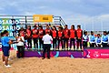 Women's Beach Rugby Victory Ceremony 2019 SABG (37).jpg