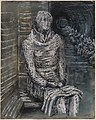 Women Seated in the Underground by Henry Moore, 1941, (Tate N05707).jpg