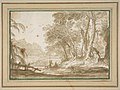 Wooded Landscape with Two Figures MET DP811157.jpg