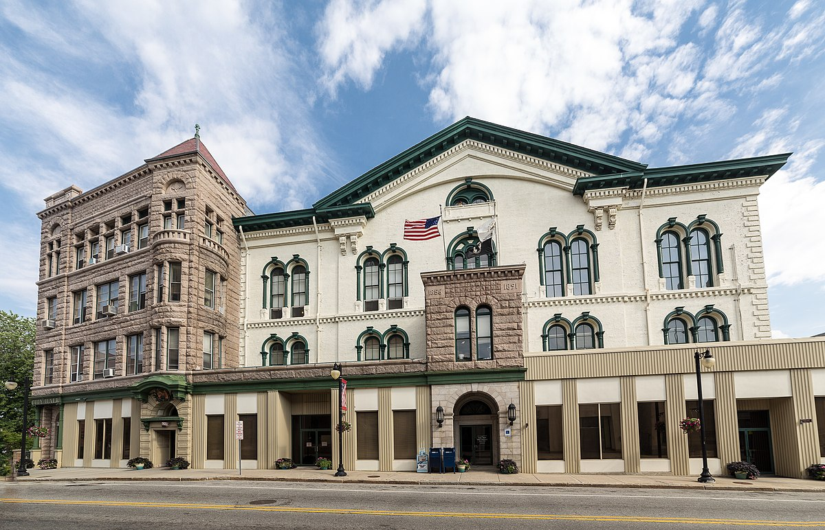 Woonsocket City Hall Car Taxes