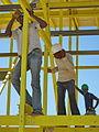 Workers at power plant in Olkaria Kenya.jpg