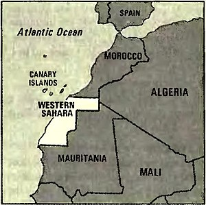 World Factbook (1982) Western Sahara.jpg