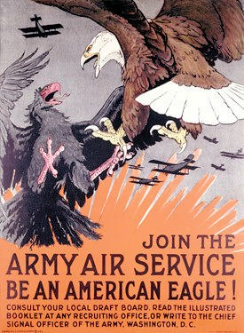 World War I US Army Air Service Recruiting Poster1