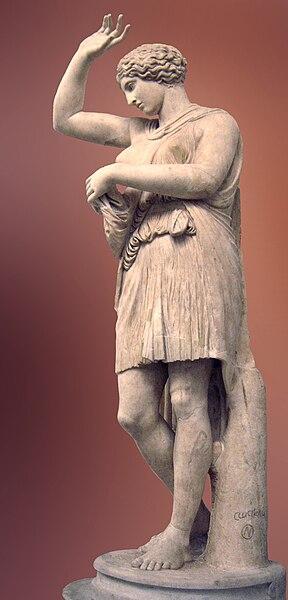 Pintura e escultura do mundo - Página 2 288px-Wounded_amazon%2C_Rome