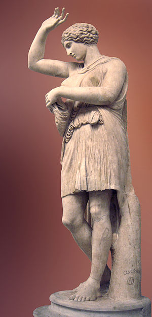 Sosicles (sculptor) - Amazon Sosicles type (Capitoline Museums).