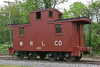Northwest Railway Museum - Image: Wrlco 001dc