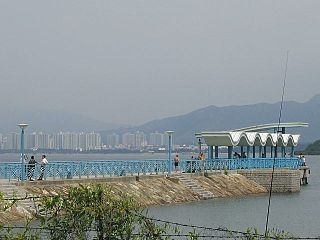 Wu Kai Sha Area of Hong Kong