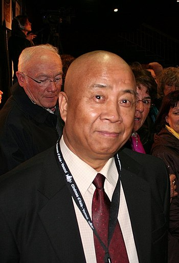 Wu Tianming in Festival international des ciné...