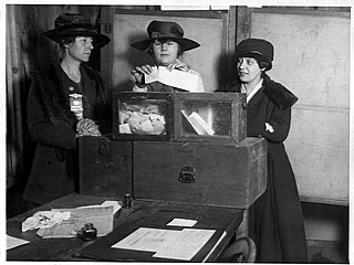 Womens suffrage in Wyoming